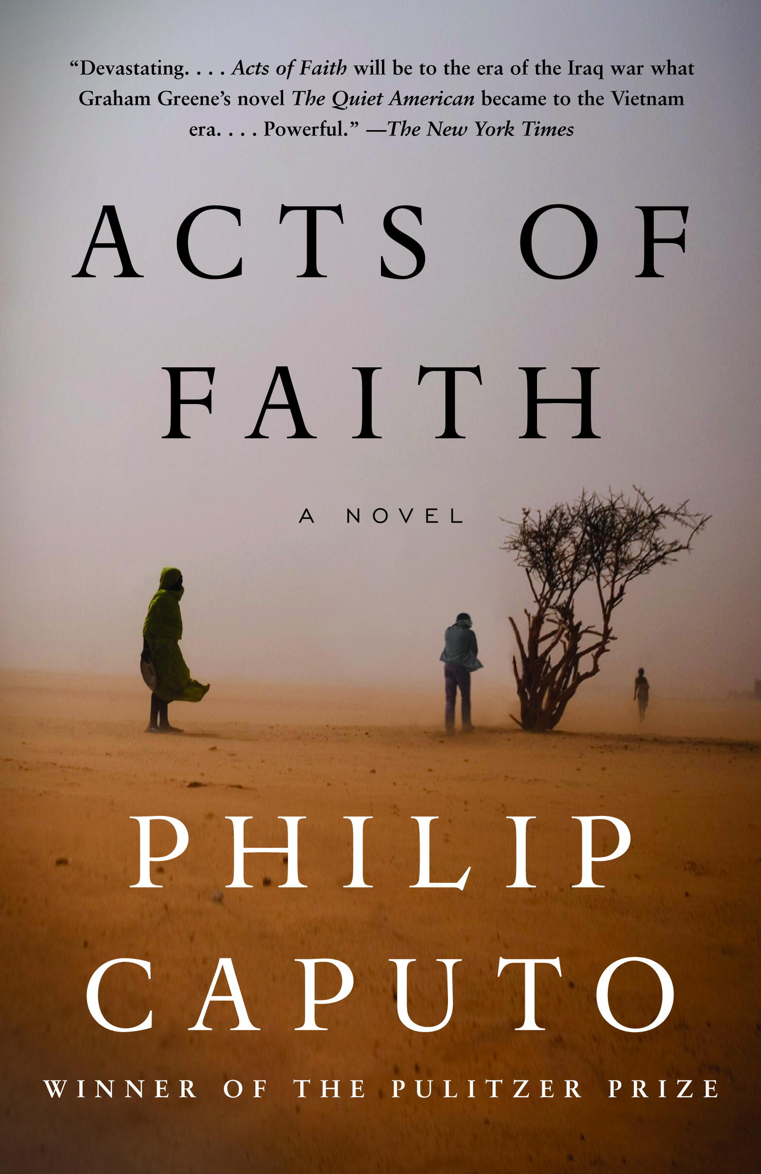 Acts of Faith, Hope, and Love