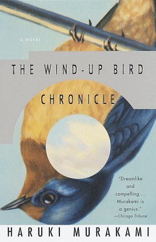 wind up bird chronicle haruki murakami